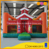 Rebondissement combiné gonflable de ville d'amusement d'école pour le jouet de gosses (AQ13204)