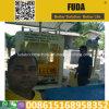 Hydraulische Straßenbetoniermaschine und Betonsteine der Automatisierungs-Qt4-18, die Maschinen-Preisliste-Verkäufe in Ghana und in Sri Lanka bilden