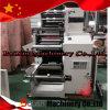 Impresora automática de Flexo para la etiqueta y el papel