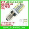 E14 bombilla LED de 3W (LT-E14P1)