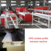 PVC UPVC Windows와 문 밀어남 기계