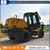 Kapazität 3500kg aller raues Gelände-Gabelstapler mit Block-Schelle