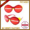 La nuance Fk14001 légère conçue spéciale d'imitation nue badine des lunettes de Sun