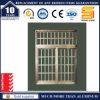 Aluminiumsicherheits-Ineinander greifen-gleitendes Glasfenster