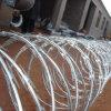 Перекрестный тип изготовление колючей проволоки бритвы Cbt-65