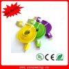 Hete Sales Noodle Colorful 8 Pin aan 2.0 USB Cable voor iPhone