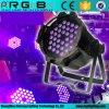La barre DJ d'étape de bail de disco de DEL PAR 64 la lumière de 36LEDs 3W Effect Indoor Le UV PAR