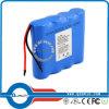 bateria do íon de 3.7V 12000mAh 18650 Li