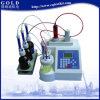 Gdd-1A China hizo alta calidad la humedad volumétrica Titrator de Karl Fischer del método