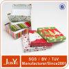 De Guangzhou Afgedrukte Doos van de Verpakking van de Doos van de Opslag van het Karton van de Gift Kosmetische