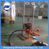 Perforadora de la operación los 80m de la profundidad del pequeño suelo fácil del volumen Hw80