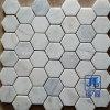 Natural de pedra Mosaico / Mármore Mosaic Tile / mosaico de mármore