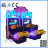 Arcada quente Game Machine de 3D Motion Street Racing Car