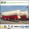 De bulk Aanhangwagen van het Cement van de Aanhangwagen van de Tank van het Cement Semi Droge Bulk met BulkCompressor