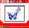 Die heißesten Verkäufe das beste Preis-Faser-Glas 120 Inch motorisierter Projektions-Bildschirm