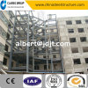 Coût direct d'escalier de structure métallique d'usine rapide économique d'installation