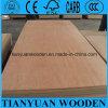 Precio grueso laminado barato de la madera contrachapada de la madera contrachapada Sheets/6mm