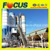 Hzs60 aprontam planta de mistura concreta misturada com transporte de correia
