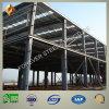 두 배 지면 조립식 가벼운 강철 구조물 작업장