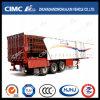Cimc Huajun Stake/Cargo Semi Trailer con Side Curtain