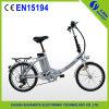 Bicicleta elétrica de dobramento do jogo a pilhas do lítio, Bici Elettrica/Bicicleta Electrica
