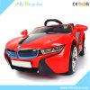 À télécommande Hand-Push les véhicules électriques des doubles d'entraînement enfants de véhicule