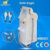 Salão de beleza da máquina da beleza da remoção do cabelo de Elight Shr IPL (MB600C)