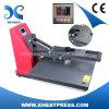 Machine bon marché de presse de la chaleur de palourde de qualité