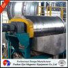 Separador magnético do cilindro permanente para o minério de ferro