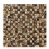Цветастые стеклянные плитки мозаики для украшения дома в 2015 (H1260)