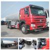 Sinoトラック販売のための25台の立方メートルの石油燃料配達タンク車