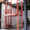 Portance électrique hydraulique de cargaison d'entrepôt
