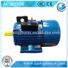 Конденсаторный двигатель Yl для механических инструментов с снабжением жилищем чугуна