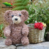 Peluche bonito Christmas Gift com Brown Color
