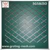 Galvanisiertes Diamant erweitertes Metallineinander greifen