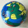 9インチの完全な印刷されたおもちゃPVC膨脹可能な球