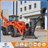 Nieuwe Backhoe van de Hapering van 3 Punt van de Machines van het Landbouwbedrijf Kleine in Laders