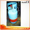 calefator de gás da borracha de silicone 600W de 12V 200*250*1.5mm