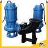 Pompe submersible d'eaux résiduaires avec le couplage