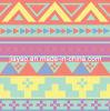 Полиэфир Printed Peach Skin Fabric для Garment или Textile