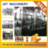 熱いジュースの飲料のガラスビンの生産工場/プラント/ライン
