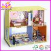 Деревянный Дом Куклы для Украшения (WJ278640)