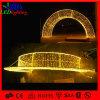 Warmes weißes im Freien Motiv-sehr große Straßen-Bogen-Leuchte der Dekoration-LED