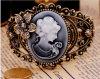 方法宝石類の金属のブレスレットの腕輪Ba009