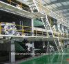 Automatisches gerundetes Hochgeschwindigkeitsgewebe, das Maschine herstellt