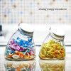 Frasco do armazenamento do alimento/frasco de vidro do armazenamento/frasco do frasco mel do atolamento/alimento de Preseving/recipiente de alimento