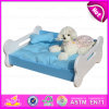 2015 het Nieuwe Bed van de Hond van het Huisdier van de Manier, het Leuke Kussen van de Hond van het Huisdier van het Product van het Huisdier, de Bedden van de Hond van het Huisdier van de Luxe, de Professionele Fabriek W06f007b van de Bedden van het Huisdier