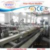Volles automatisches Belüftung-Plastikdeckenverkleidung-Profil, das Maschine herstellt
