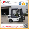 Diesel van Vmax Op zwaar werk berekende Vorkheftruck met de Motor van Japan, de Garantie van Één Jaar