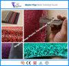 Estera doble del suelo de la estera del coche de bobina del PVC del color/del coche